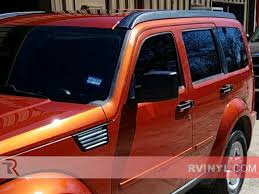 Dodge Nitro Custom Interior Rtint Dodge Nitro 2007 2011 Window Tint Kit Diy Precut Dodge