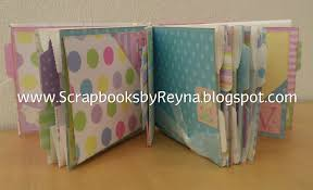 baby girl scrapbook album scrapbooks by reyna baby girl abc paper bag scrapbook album