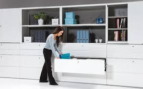 meuble pour bureau découvrez le rangement pour le bureau à la maison archzine fr