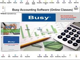 online class software online class day 1 busy accounting software 9210161132