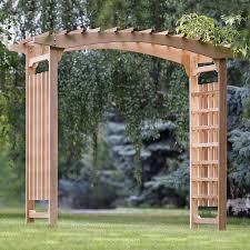 lowes wedding arches beautiful garden arbor lowes curbsidecroft