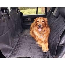 protection si e arri e voiture protection banquette arrière pour chien animaux housse