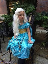 khaleesi costume of dragons costume