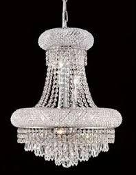 Elegant Lighting Chandelier Elegant Lighting 7804d15c Rc Sh Chandelier Rococo 4 Light Chrome