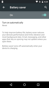 battery savers for androids how to remove the orange bars in battery saver mode on android