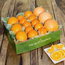fruit boxes citrus medley gift box the fruit company