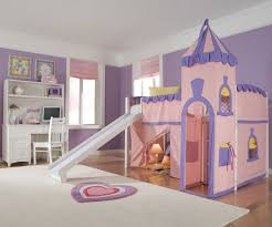 girls bed tent amazing princess loft beds 82 princess loft bed with slide plans
