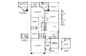 Dr Horton Floor Plans by Salerno Copper Cove Glendale Arizona D R Horton