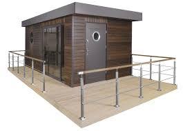 bureau de jardin en kit chalet en bois spécialiste des chalets sur mesure sans permis 20 m2