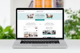 turn pinterest inspiration to real home decor with west elm style