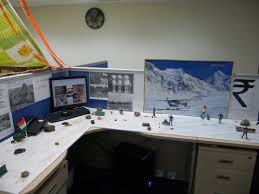 Bay Decoration Ideas In Office For New Year by Interior Design New Office Cubicle Decoration Themes Home Design