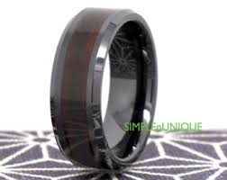 Mens Gunmetal Wedding Rings by Mens Ring Unique Mens Wedding Promise Rings For Him Promise