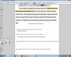 main idea and supporting details worksheets middle the