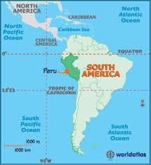 peru map geography of peru map of peru worldatlas