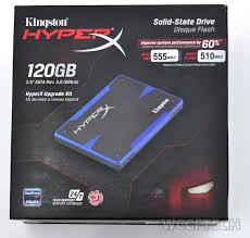 kingston hyperx 120gb ssd review
