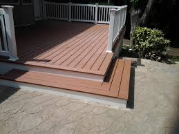 deck steps railings silver fox construction ltd
