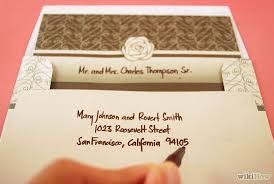 wedding invitations addressing addressing wedding invitations apartment numbers free