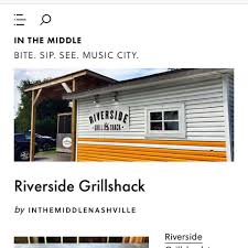riverside grillshack and über tüber hand cut fries home