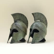 Greek Key Home Decor by Greek Bronze Helmet Greek Key Crest Helmet Ancient Greek