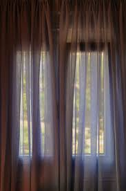 Curtains Block Heat Windows And Curtains That Are Closed To Block Heat And Light And