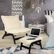 Folding Living Room Chair Casual Folding Lounger Chair Free Shipping Today Overstock