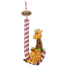 busch gardens giraffe with ornament seaworld shop