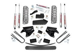 6in suspension lift kit for 80 96 ford 4wd f 150 pickup bronco