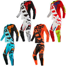 fox racing motocross racing 360 shiv mens motocross jerseys