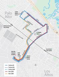 Megabus Route Map by Vta Bus Routes Map The Best Bus