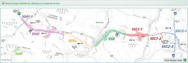 map us route 1 project overview