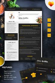 executive chef resume template mike griffin executive chef resume template 66432