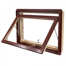 what is the difference between a hopper window and an awning window