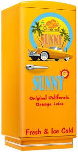 k hlschrank 50er design amerikanischer kühlschrank retro nostalgie kühlschränke