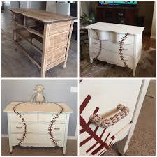 Baseball Nursery Bedding Sets by Baseball Nursery Baseball Dresser Baby Boy Pinterest
