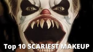 top halloween makeup top 10 creepiest halloween makeups scariest halloween makeup 2014