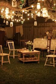 Simple Backyard Wedding Ideas Backyard Night Wedding Ideas Backyard Fence Ideas