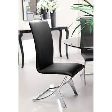 Material For Dining Room Chairs Delfin Dining Chair