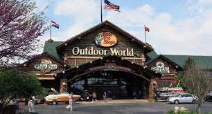 Bass Pro Shop Home Decor Springfield Missouri Usa Route 66 Culture And History Discover