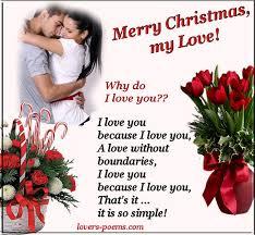 christmas love poems u2013 happy holidays