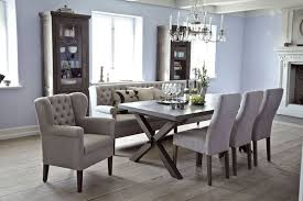 sofa bench for dining table sofa table design dining table with sofa bench awesome design gray