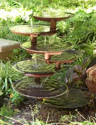 building garden fountain home outdoor decoration