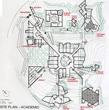 United Center Floor Plan Mahindra United World College B U0026 W Drawing Site Plan Of The