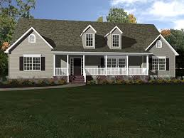 Garage Style Homes Beracah Homes Custom Built Modular Construction New Home Builders