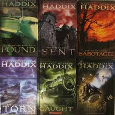 the missing series set by margaret peterson haddix books 1 6