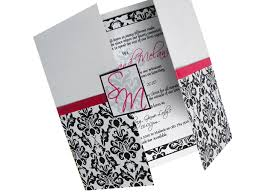 Damask Wedding Invitations Lorene U0027s Blog If You Want To Hide At Your Wedding I Can 39t Think