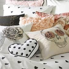 the emily meritt stitch pillow cover pbteen