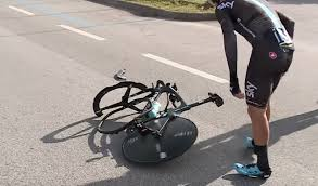 share the damn road cycling jersey bicycling pinterest road team sky and the mystery of the exploding wheels at tirreno