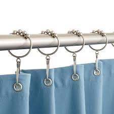 Shower Curtains Rings Hook Rollerball Shower Curtain Rings Shower Curtains Design