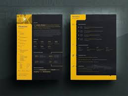 Free Graphic Design Resume Templates by Graphic Design Resume Templates Personal Resume Template Free