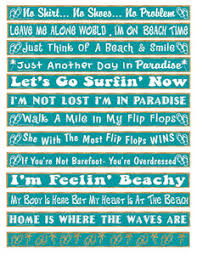 beachy signs signs signs obxstore